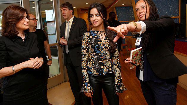 ¡Camila Cabello abandonó concierto de Fifth Harmony! [VIDEO]