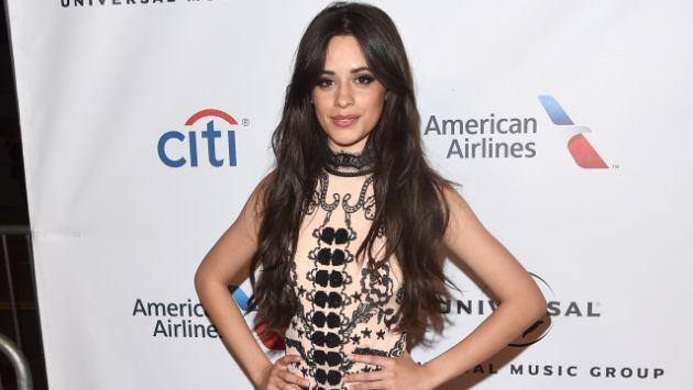 OMG! ¿Camila Cabello prepara canción sin Fifth Harmony?