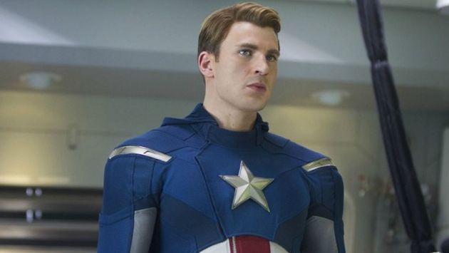 ¡La nueva novia del 'Capitán América' es víctima de fuertes críticas por su físico! [FOTOS]