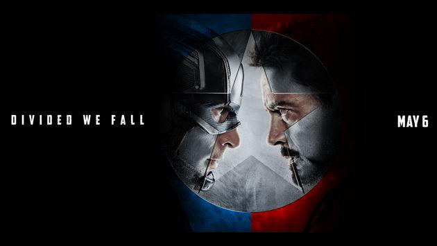 ¡Todos los tráilers de 'Captain America: Civil War'!