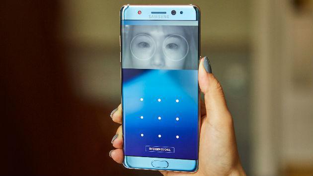OMG! Este nuevo celular llevará un escáner de iris