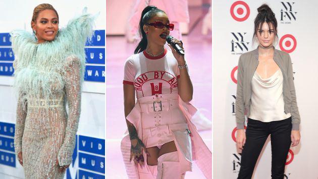 Estos son los consejos fitness de Rihanna, Kendall Jenner, Beyoncé, entre otras celebridades
