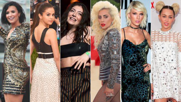 OMG! ¡Así lucen las celebridades al natural y sin maquillaje! [FOTOS]