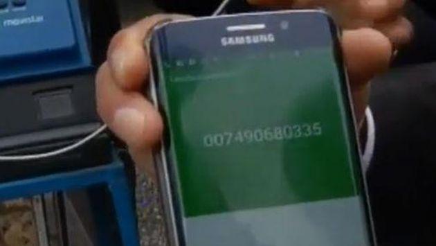 OMG! Llamadas extrañas de números así vienen de teléfonos robados
