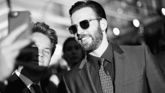 Sí, así lucía Chris Evans antes de ser famoso por su papel en 'Capitán América' (FOTOS)