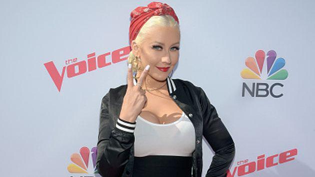 ¡Christina Aguilera sorprende con cambio de look! [FOTO]