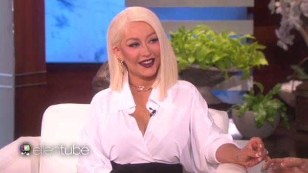 Así es como Christina Aguilera imita a Adele, Rihanna y Katy Perry en 60 segundos [VIDEO]