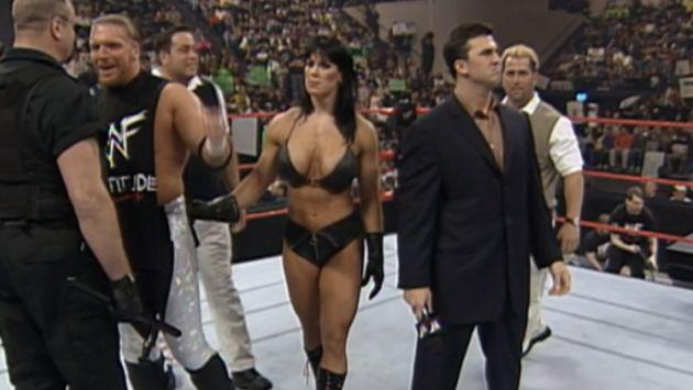 OMG! ¡Falleció Chyna, estrella de la WWE! [FOTOS]