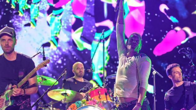 Coldplay debutó con 'Shiver' hace 17 años