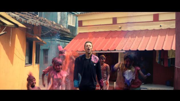 ¡Coldplay lanza nuevo videoclip con Beyoncé!