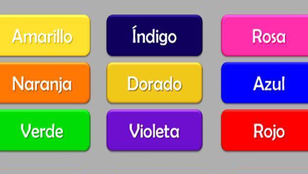 Elige el color que más te guste y descubre qué dice de ti