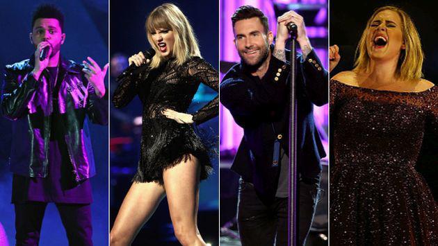 Compositor detrás de grandes hits de estos artistas reveló secretos de las exitosas canciones