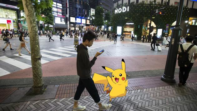 'Pokémon GO' ahora te permitirá 'caminar' junto a tu pokémon favorito