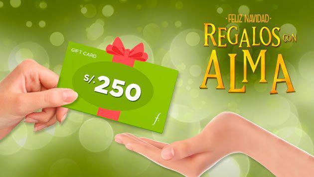 ¡Gana gift cards navideñas de Saga Falabella!