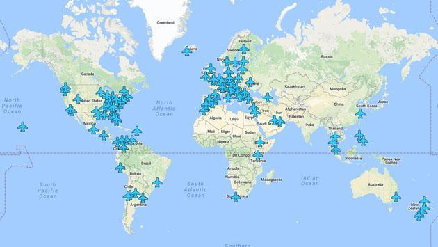 Conoce aquí las claves de WiFi de los principales aeropuertos del mundo