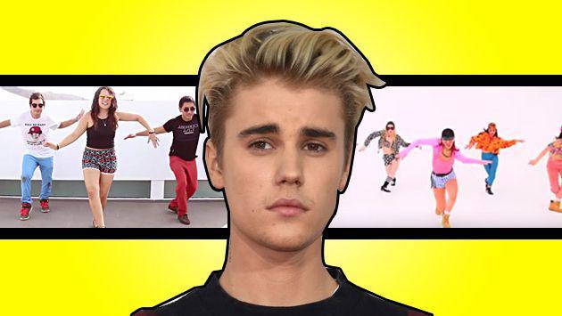 Así intentamos en Planeta bailar 'Sorry' de Justin Bieber [VIDEO]