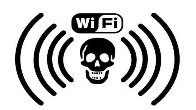 Mira el grave riesgo que corres al dejar el WiFi encendido de noche