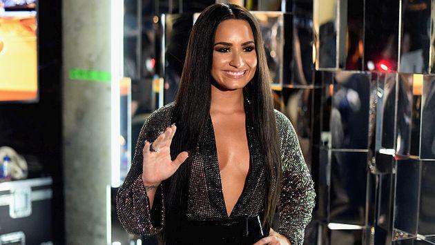 Demi Lovato le dio 'paliza' a su novio experto en artes marciales [VIDEO]