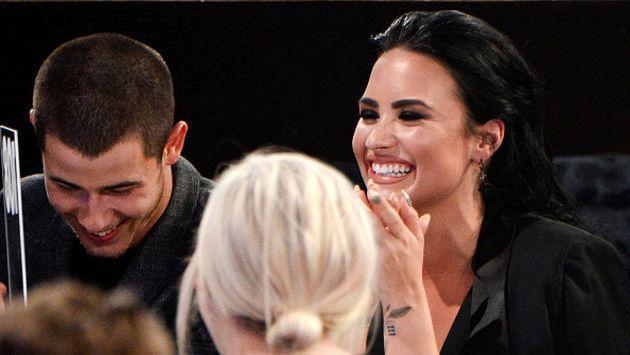 ¡Demi Lovato y Nick Jonas aclararon si alguna vez pasó algo entre los dos!
