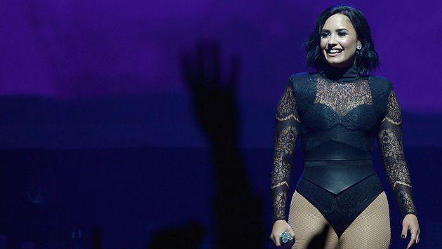 Este es el nuevo cambio de look de Demi Lovato que está dando de qué hablar [FOTO]