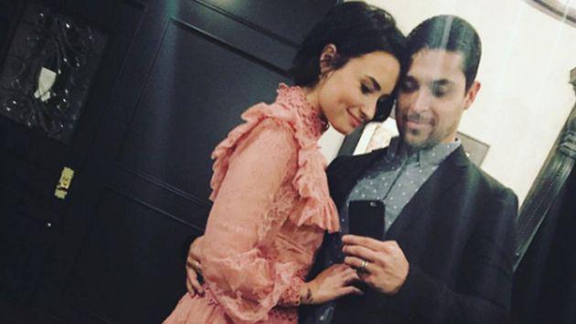Demi Lovato reveló cuál es la mayor ventaja de tener un novio latino como Wilmer Valderrama