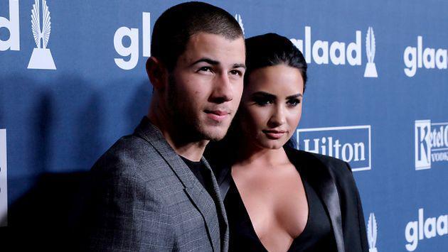 Nick Jonas confesó que se casaría con... ¡¿Demi Lovato?!