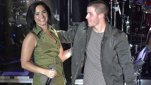 OMG! ¿Nick Jonas quería que Demi Lovato terminara con Wilmer Valderrama?