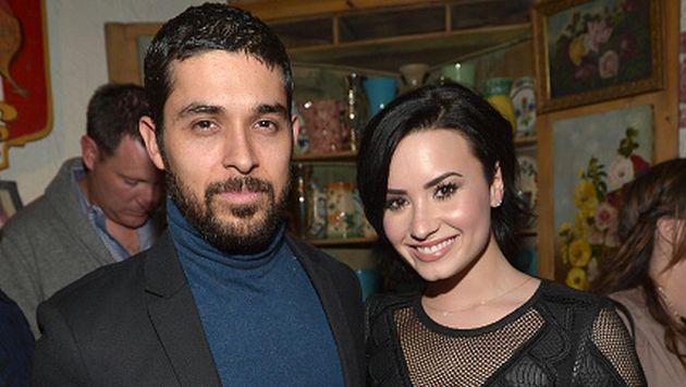 Demi Lovato anunció su ruptura con Wilmer Valderrama tras 6 años de relación [FOTO]