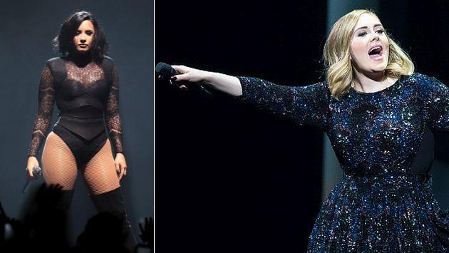 Demi Lovato versionó 'When We Were Young' de Adele y todo el mundo habla de ello [VIDEO]