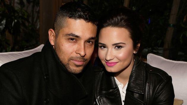 Demi Lovato y Wilmer Valderrama comparten tiernos momentos en la cama [FOTO]
