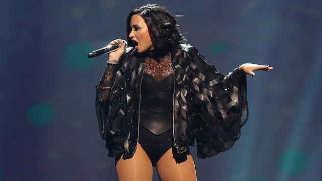 No vas a creer en qué parte del cuerpo Demi Lovato se hizo un nuevo tatuaje [VIDEO]