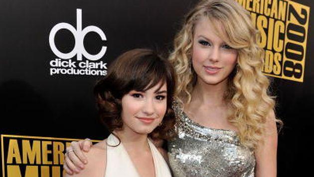 Demi Lovato criticó nuevamente a Taylor Swift y confesó esto sobre ella