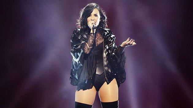 Este es el emotivo homenaje de Demi Lovato a su perro [FOTOS]