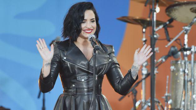 Demi Lovato volvió a Twitter... un día después de anunciar que lo dejaría para siempre