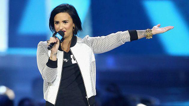 Demi Lovato presentó a su nueva mascota en Snapchat. ¡Conócela! [FOTO]