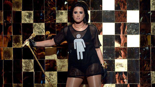Así fue la primera aparición en público de Demi Lovato sin Wilmer Valderrama [FOTOS]