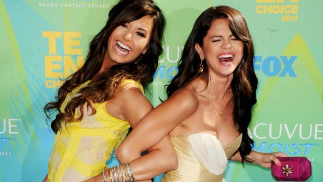 ¿Demi Lovato y Selena Gomez retoman su amistad?