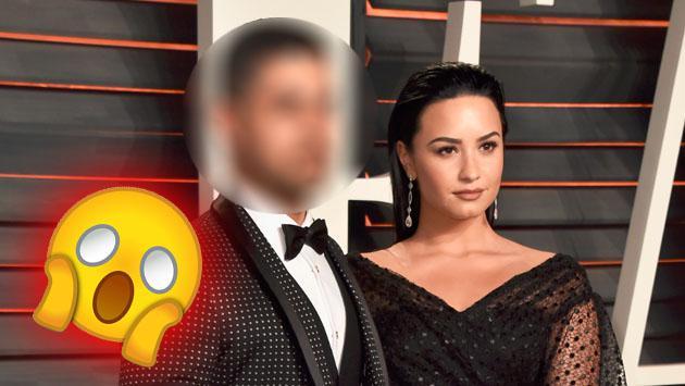 ¡Demi Lovato celebró su cumpleaños con su ex!