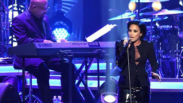 ¿Demi Lovato se convirtió en Cher?