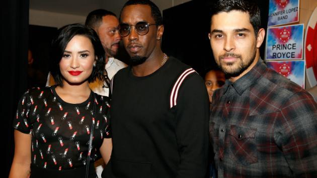 ¿Demi Lovato al fin se comprometió con Wilmer Valderrama?