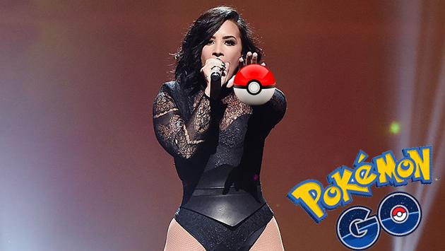 ¿Demi Lovato es adicta a 'Pokémon GO'? Ella lo explicó así