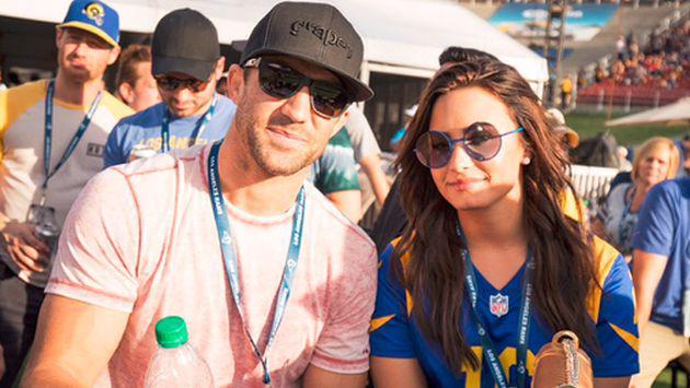 ¡Esto es lo que debes saber sobre la relación entre Demi Lovato y Luke Rockhold!