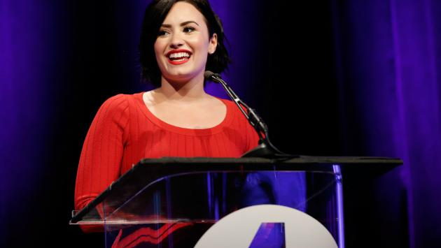 Demi Lovato cantará el himno de Estados Unidos en la pelea entre Maywheather y Mcgregor