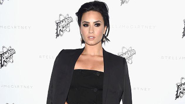 ¡Demi Lovato indignó a sus seguidores con esta foto en Instagram!