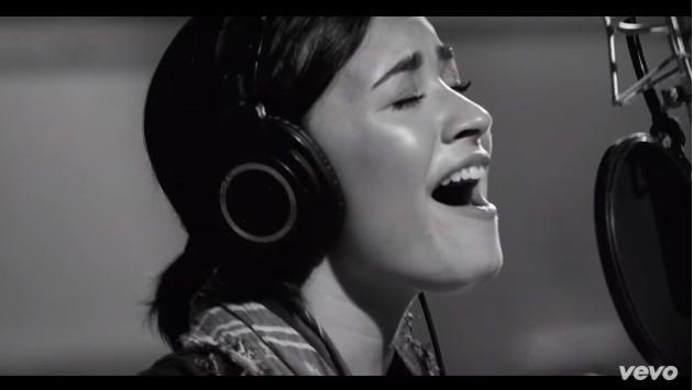 ¡Demi Lovato quiere un Grammy con esta canción!