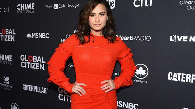 Demi Lovato se aleja de la música y no sabe si regresará