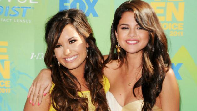 Demi Lovato felicitó así a Selena Gomez por su nueva canción 'Fetish'