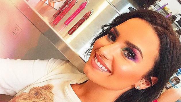 Demi Lovato sobre su desnudo: 'No lo hubiera hecho hace 6 meses'
