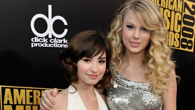 ¿Por qué están enfrentadas Demi Lovato y Taylor Swift?