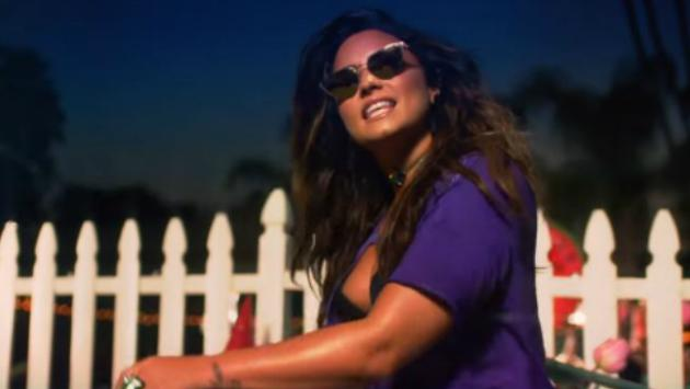 ¡Demi Lovato lanza el video de 'Sorry Not Sorry'! [VIDEO]